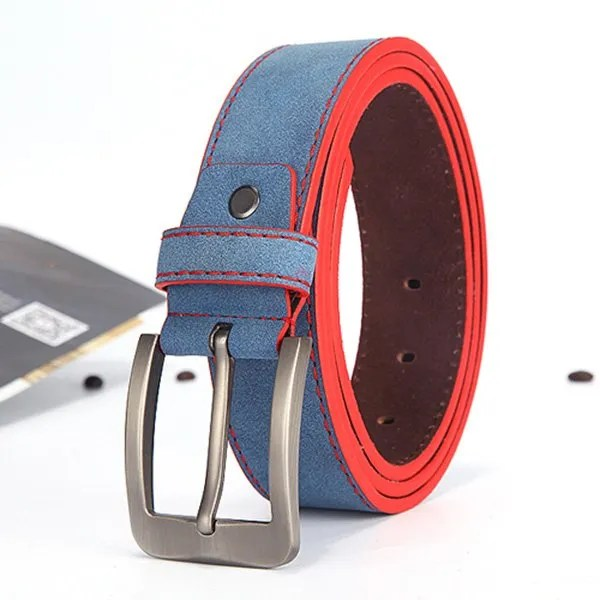 2019 Fashion Leather Belt for Men Italian Design 10