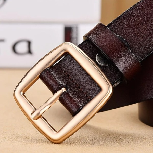 Fashion Women Belt Genuine Leather for Jeans 6