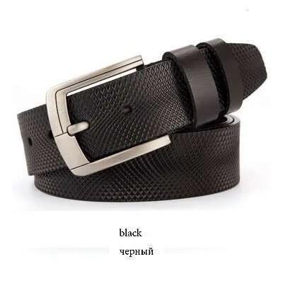 Genuine Cowskin Leather Belts for Men 15
