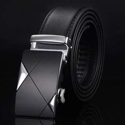 Men Top Quality Genuine Leather Belt 9