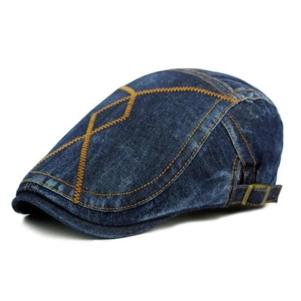 Men Fashion Jeans Hat 4