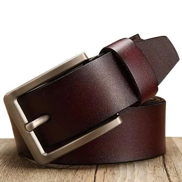 Casual Men's Genuine Leather Belt 13
