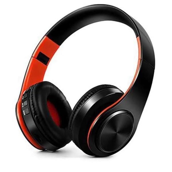 Folding Bluetooth Wireless Headphones 7