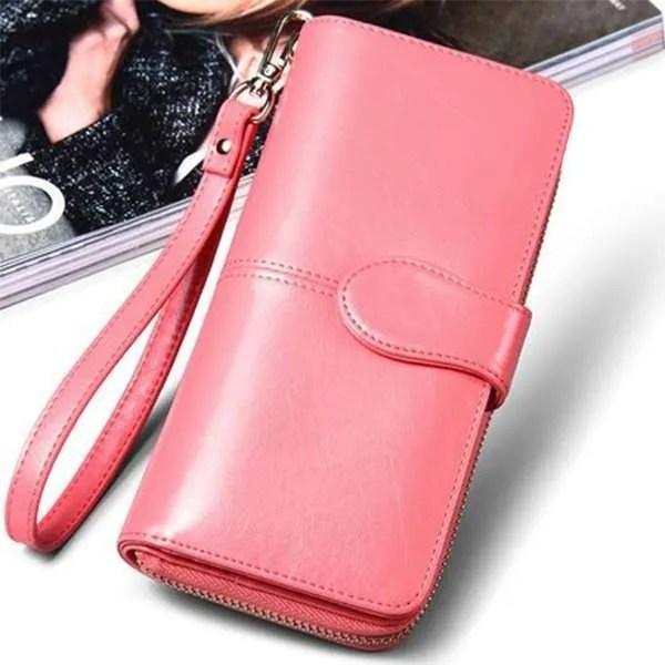 Wallet Best 2019 Women Coin Purse Long Leather Wallet 6