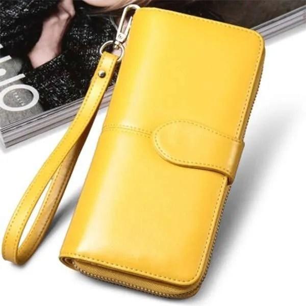 Wallet Best 2019 Women Coin Purse Long Leather Wallet 13