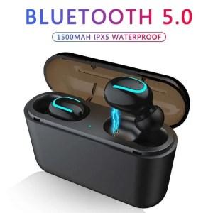 Bluetooth TWS Wireless Bluetooth 5.0 Earphones