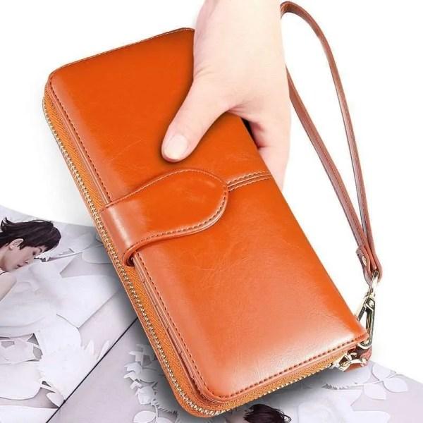 Wallet Best 2019 Women Coin Purse Long Leather Wallet 4