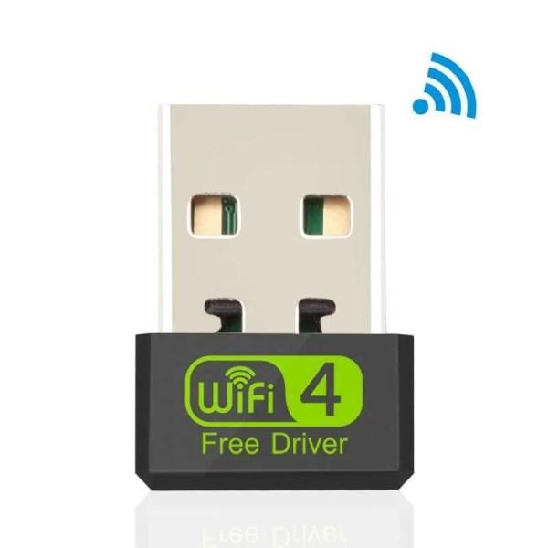 USB WiFi Adapter Ralink Wi-Fi Antenna Lan USB Ethernet Dongle 6