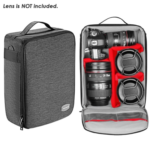 Waterproof Camera Bag and Lens Storage Case 2