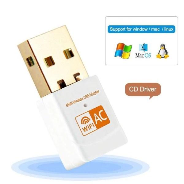 USB WiFi Adapter USB Ethernet WiFi Dongle 9