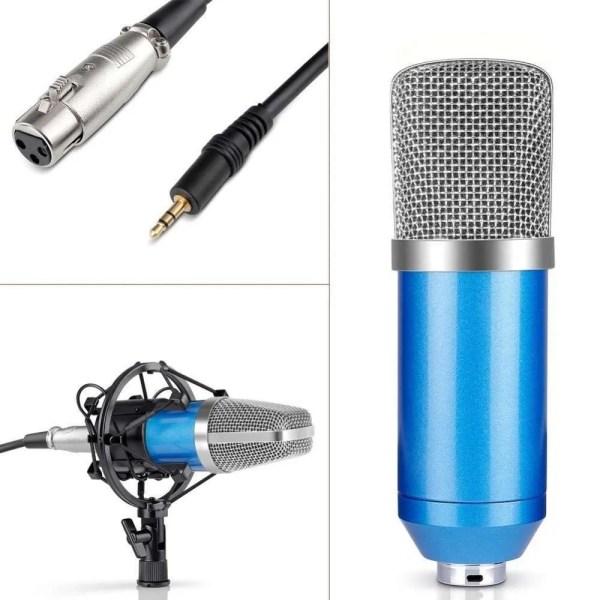 NW-700 Studio Recording Condenser Microphone Set 4