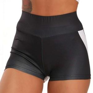 Women 3D Mesh Sexy Gym Yoga Shorts