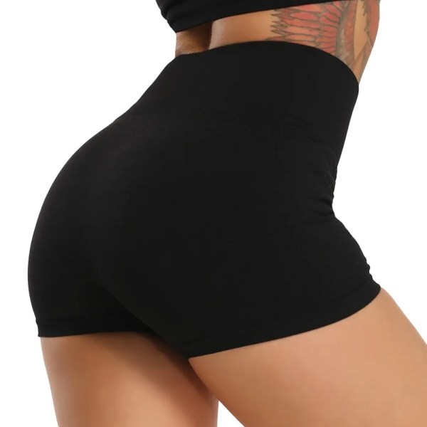 High Waist Seamless gym shorts Running Fitness Leggings Women's Yoga Shorts Scrunch Butt Yoga Shorts Breathable sports pants