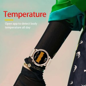COLMI V23 Pro Temperature Women Smart Watch