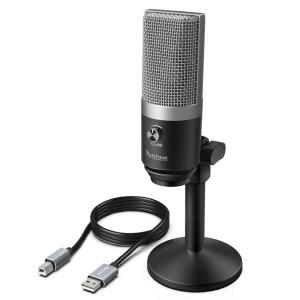 FIFINE Uni-Directional USB Microphone