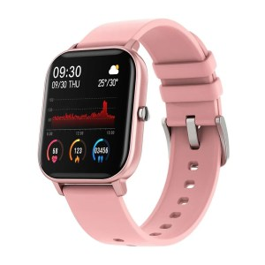 COLMI P8 Women Smart Watch Full Touch Fitness Tracker for iPhone