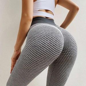 High Waist Workout Gym Pants