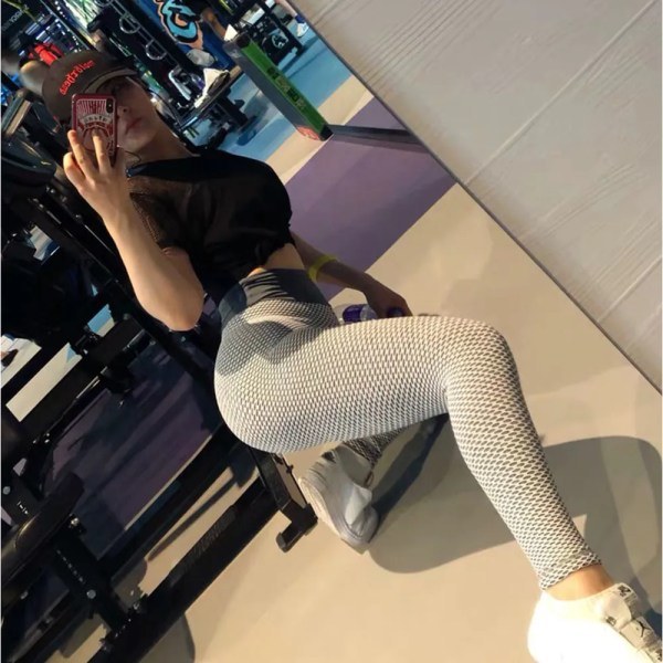 High Waist Workout Gym Pants 4