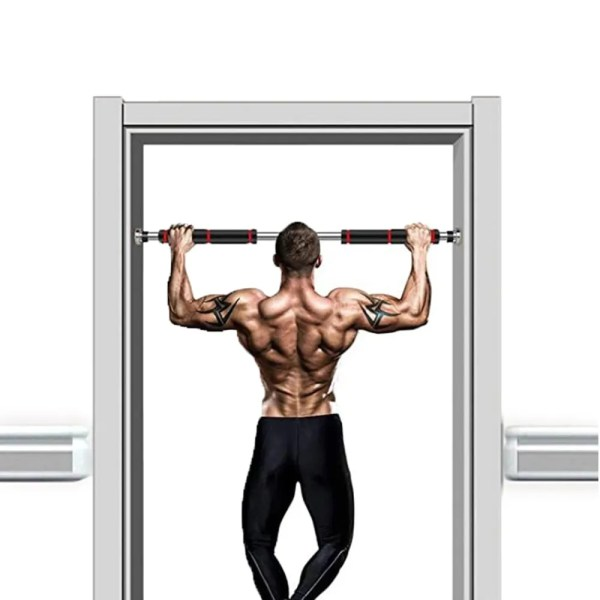 Adjustable Door Horizontal Exercise Pull Up Bar