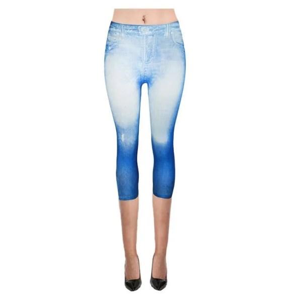 Women Summer Leggings Jeans Style 14