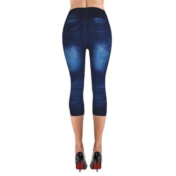 Women Summer Leggings Jeans Style 17