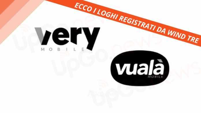 Very Mobile Logos and Vuala Mobile