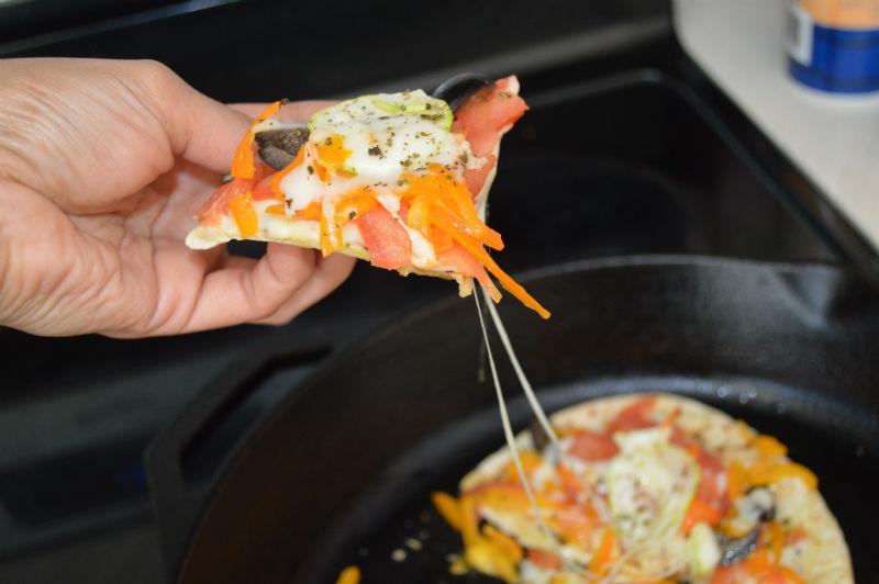 Pita pizza www.upgrademyfood.com