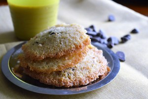 www.upgrademyfood.com Chickpea Chocolate Chip Cookie
