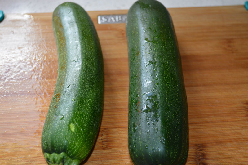 zucchini instead of potatoes
