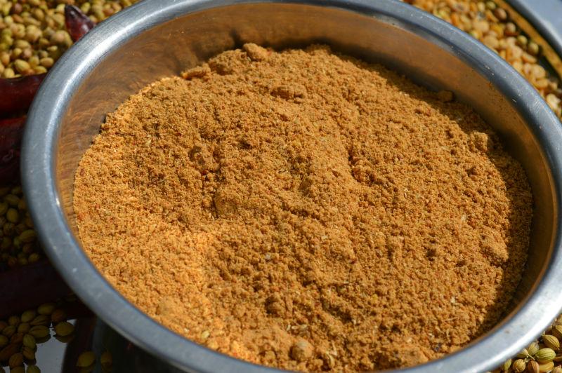 www.upgrademyfood.com, sambar powder, sambhar powder