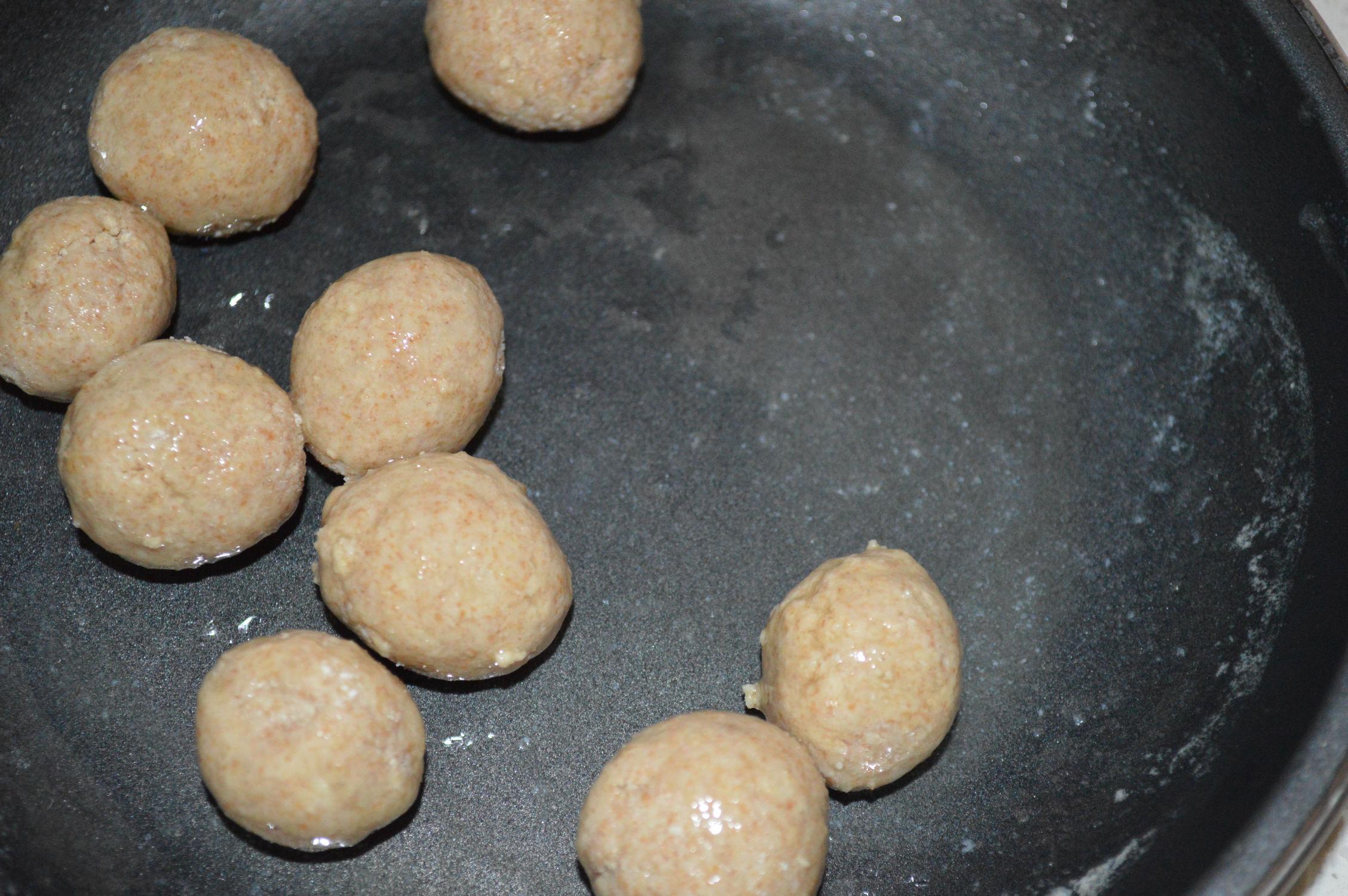 Gulab Jamun Balls