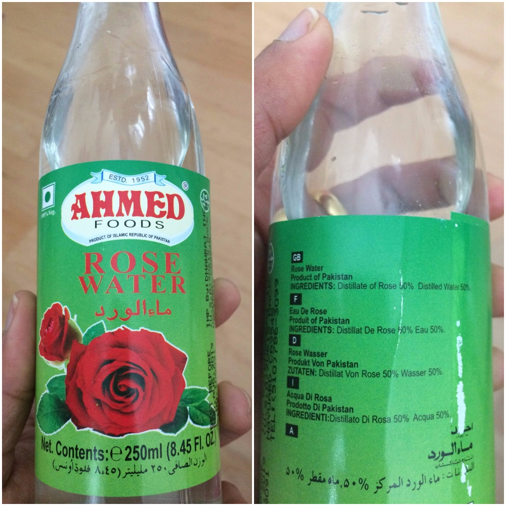 True Rose Water