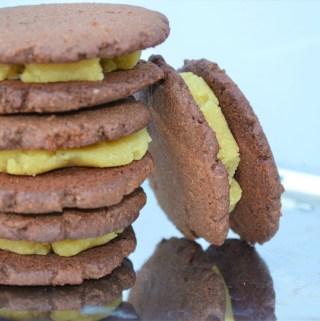 Homemade Oreo Cookie