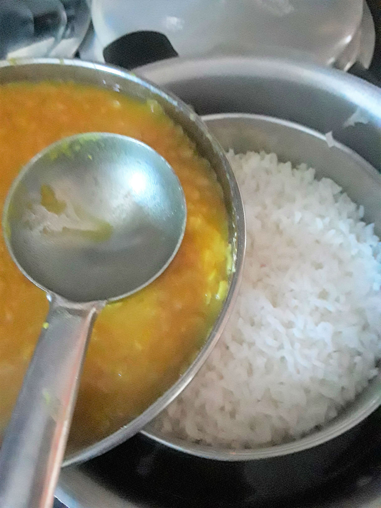 How to deal with hard toor dal that does not cook properly