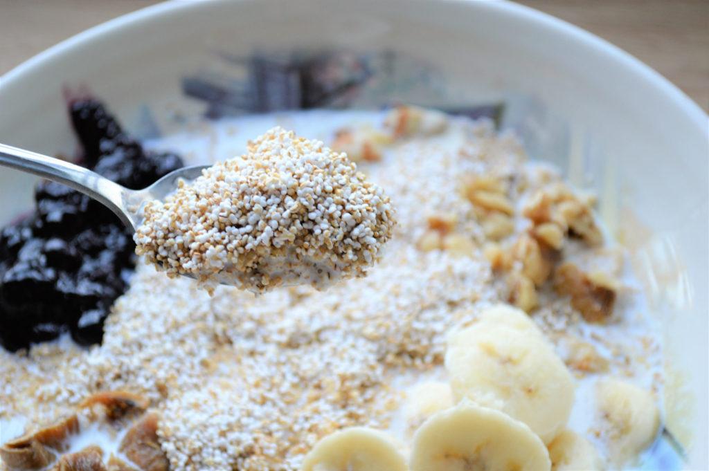 Healthy Amaranth Cereal