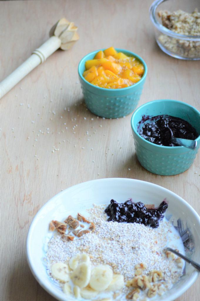 Healthy cereal alternatives
