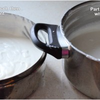 Should you add salt before or after fermentation of idli batter?