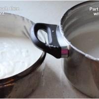 Should you add salt before or after fermentation of idli batter?