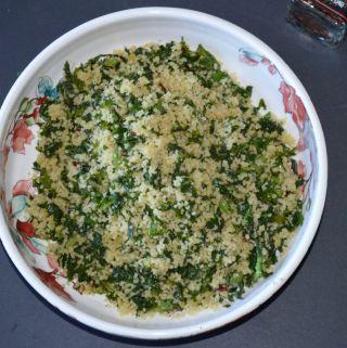 Garlicky Kale stir Fry vegan