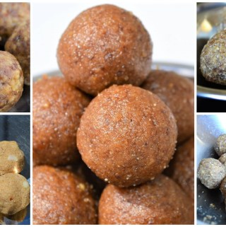 Healthy Laddu ladoo recipes