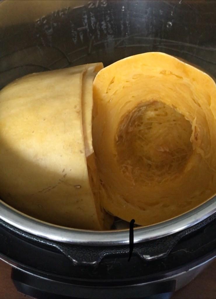 cook squash in instant pot