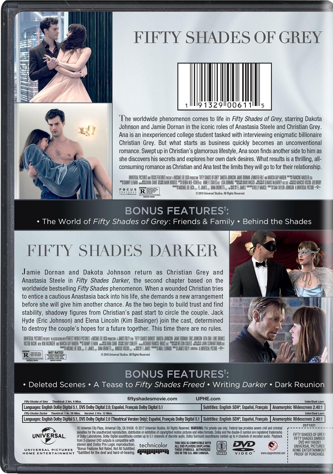 Fifty Shades Of Grey Movie Page Dvd Blu Ray Digital Hd