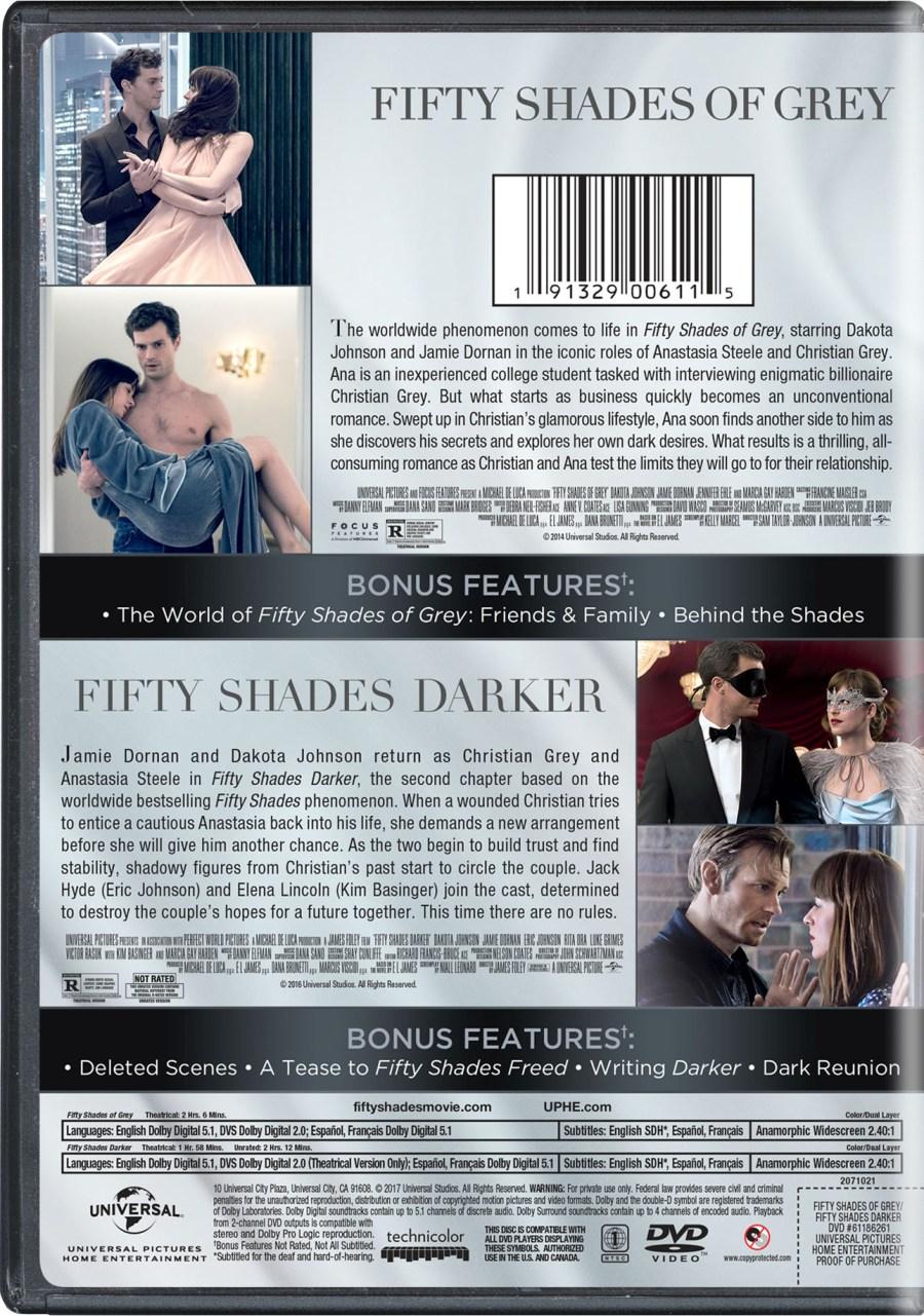 Fifty Shades Of Grey Fifty Shades Darker 2 Movie