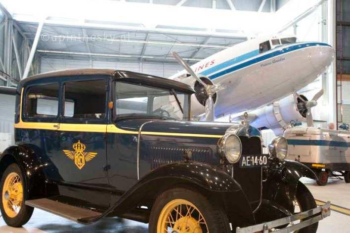 KLM_Experience_7_DC-3_Dakota_Auto_Motor