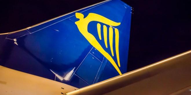 'Ryanair kampt met pilotentekort'