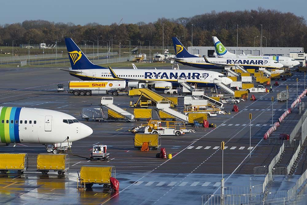 Ryanair zet agressieve vlootgroei in