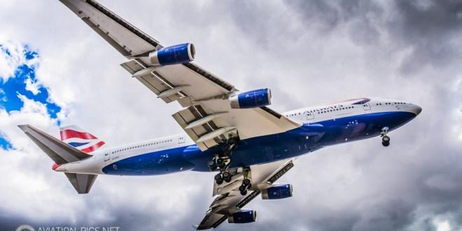 'Urine vrachtmedewerkers beschadigt BA's Boeing 747's'