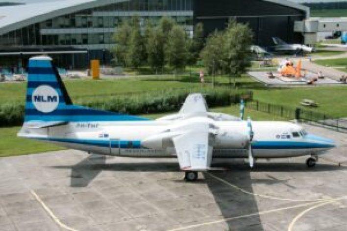 Fokker F.27, Aviodrome Lelystad © Leonard van den Broek