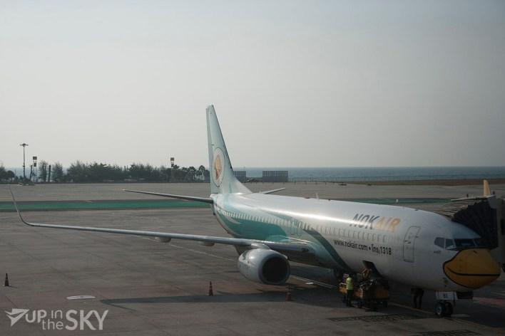 Nok Air B737