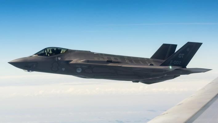 De F-35 (c) Daan van der Heijden